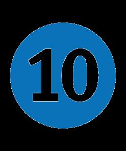 10Blue