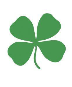 4-Leaf-Clover-GREEN