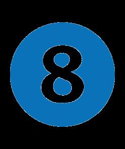 8Blue