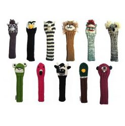 Hand Knitted Headcovers