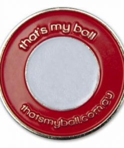 Magnetic Ball Markers